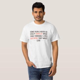 Bukowski: Appointment T-Shirt