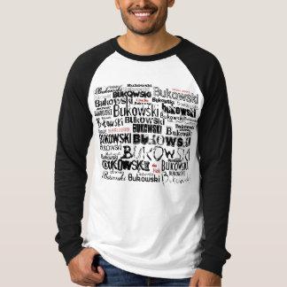Bukowski, Charles, Hank T-Shirt