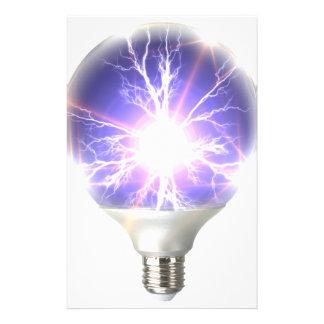 Bulb Lightning Stationery