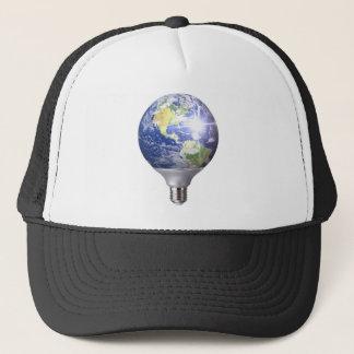 Bulb World Trucker Hat
