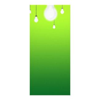 Bulbs 10 Cm X 23 Cm Rack Card