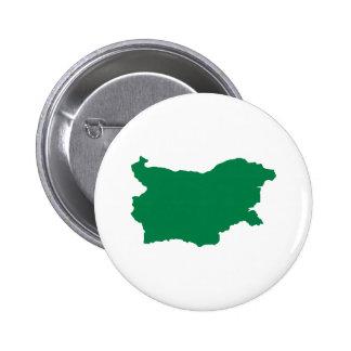 Bulgaria 6 Cm Round Badge