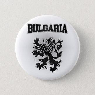 Bulgaria Coat of Arms 6 Cm Round Badge