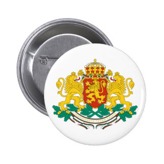 Bulgaria Coat of Arms Button