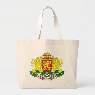 Bulgaria Coat of Arms Tote Bag