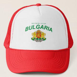 Bulgaria Coat of Arms Trucker Hat