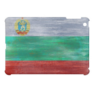 Bulgaria distressed flag iPad mini case