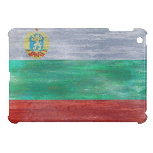 Bulgaria distressed flag case for the iPad mini