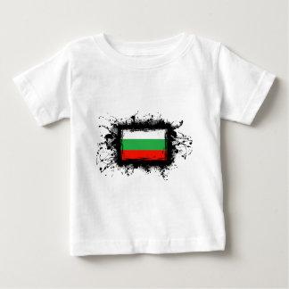 Bulgaria Flag Baby T-Shirt