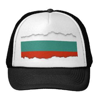 Bulgaria Flag Cap