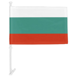Bulgaria Flag Car Flag