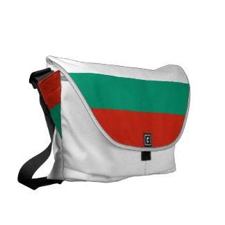 Bulgaria Flag Commuter Bag