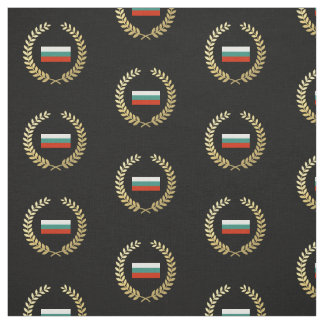 Bulgaria Flag Fabric