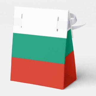 Bulgaria Flag Favour Box