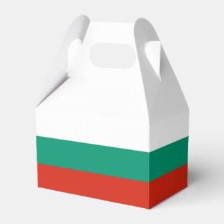 Bulgaria Flag Favour Boxes