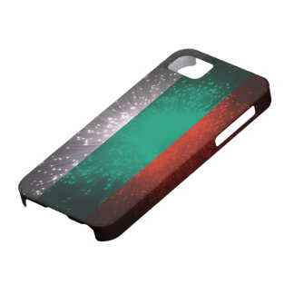 Bulgaria Flag Firework Case For The iPhone 5