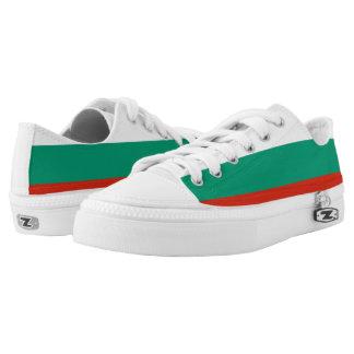 Bulgaria Flag Low Tops