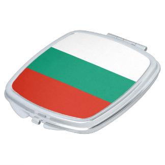 Bulgaria Flag Makeup Mirror