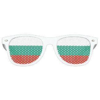 Bulgaria Flag Retro Sunglasses