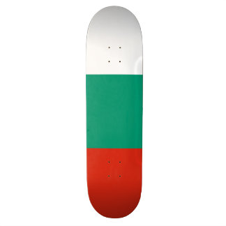 Bulgaria Flag Skateboard Decks
