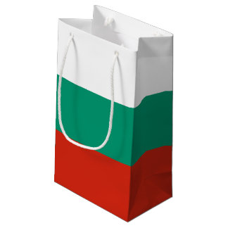 Bulgaria Flag Small Gift Bag