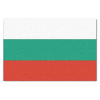 Bulgaria Flag Tissue Paper