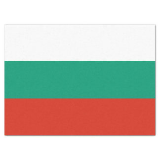 Bulgaria Flag Tissue Paper