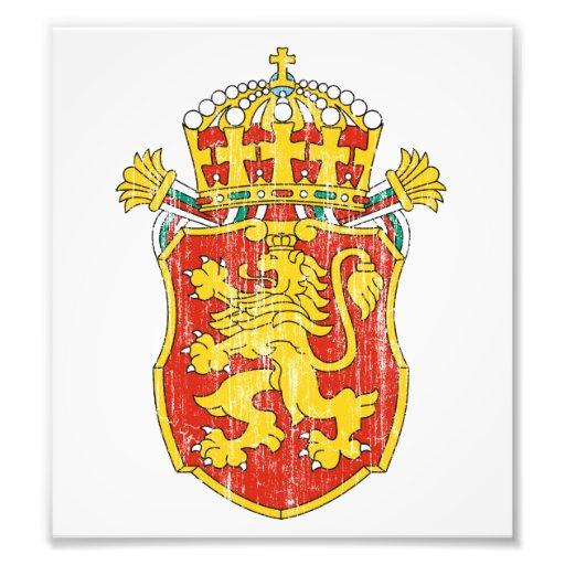 Bulgaria Lesser Coat Of Arms Photo