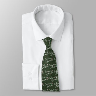 Bulgarian American Entwined Hearts Tie