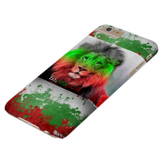 Bulgarian Flag and Lion Phone Case