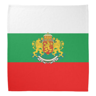 Bulgarian flag bandana