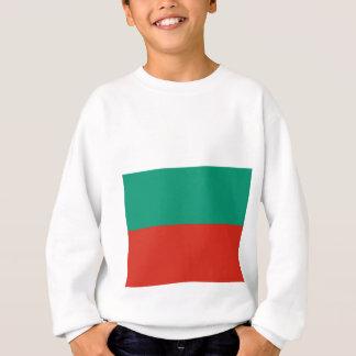 Bulgarian Flag Sweatshirt