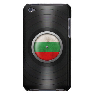 Bulgarian Flag Vinyl Record Album Graphic Barely There iPod Cover