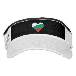 Bulgarian heart visor