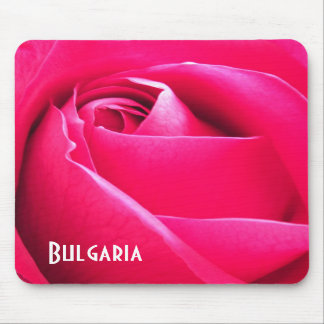 Bulgarian Rose Mouse Pad