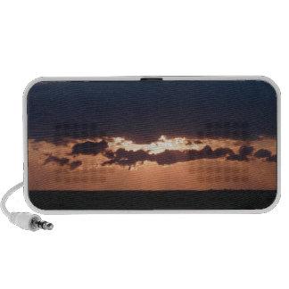 Bulgarian Sunset iPhone Speaker