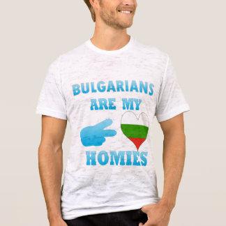 Bulgarians are my Homies T-Shirt