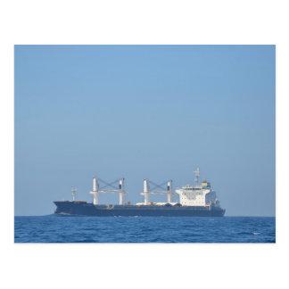 Bulk Carrier EGS CREST Postcard