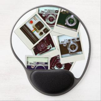 Bulk Images of Vintage Cameras Mousepad