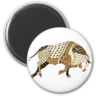 Bull 1 magnet