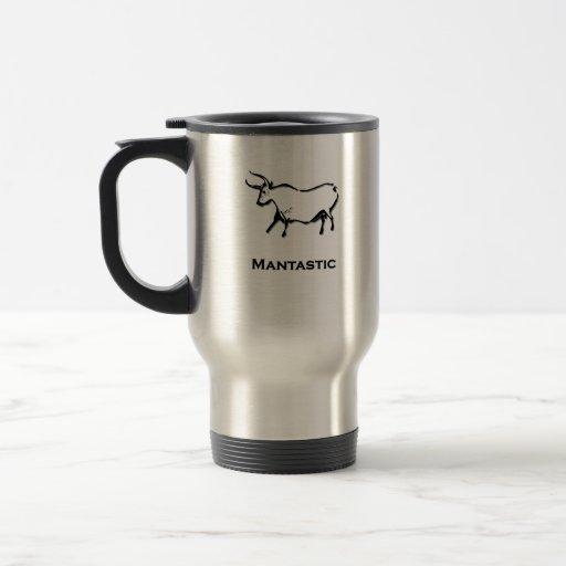 Bull_1_mantastic_shirt_Black Coffee Mug