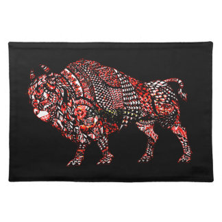 Bull 2 placemat