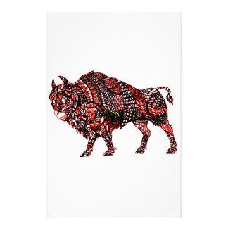 Bull 2 stationery
