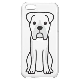 Bull Boxer Dog Cartoon iPhone 5C Cases