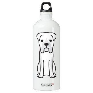 Bull Boxer Dog Cartoon SIGG Traveller 1.0L Water Bottle
