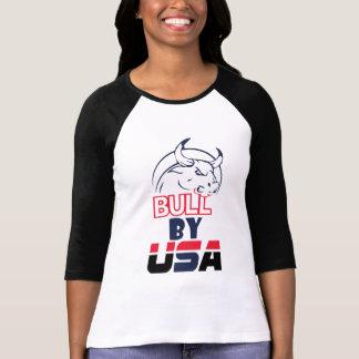 Bull by usa T-Shirt