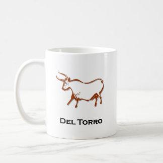 Bull del toro mugs
