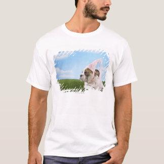 Bull Dog puppy princess T-Shirt