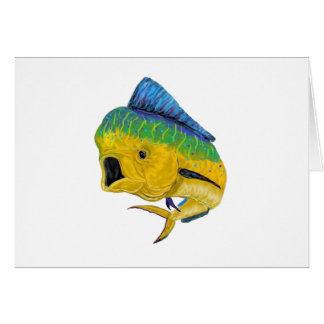 BULL DOLPHIN WAYS CARD