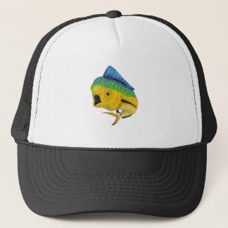 BULL DOLPHIN WAYS TRUCKER HAT